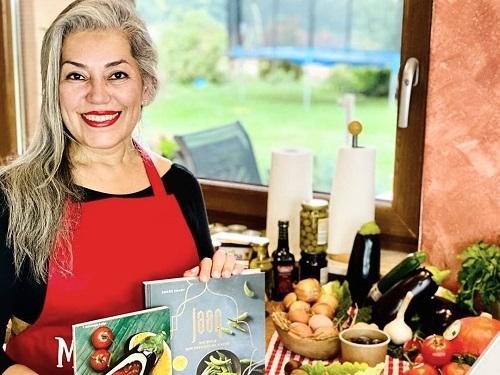 Meine persische Küche Kochkurs mit Zohre Shahi